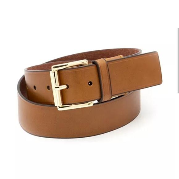 Small size Michael kors tan belt
